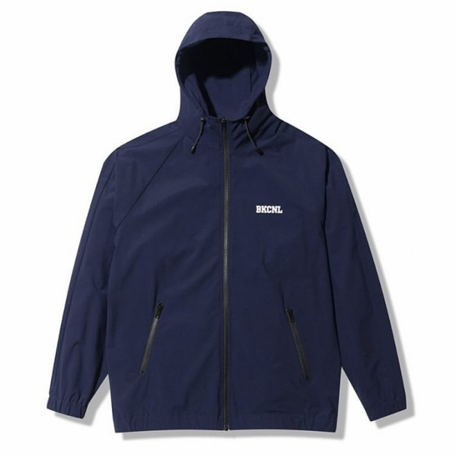 BackChannel バックチャンネル COOL TOUCH FULL ZIP PARKA
