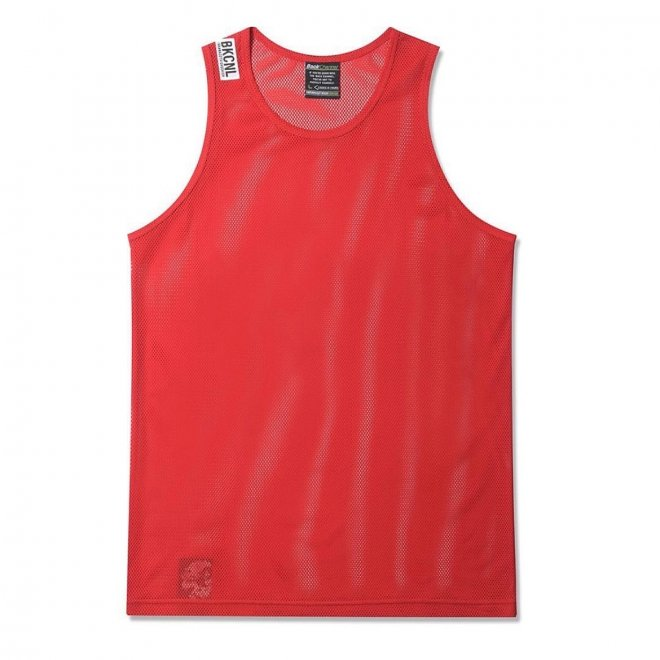 <img class='new_mark_img1' src='https://img.shop-pro.jp/img/new/icons11.gif' style='border:none;display:inline;margin:0px;padding:0px;width:auto;' />Back Channel MESH TANK TOP 1