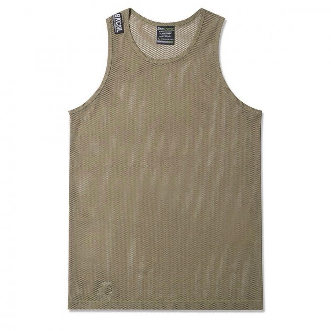<img class='new_mark_img1' src='https://img.shop-pro.jp/img/new/icons11.gif' style='border:none;display:inline;margin:0px;padding:0px;width:auto;' />Back Channel MESH TANK TOP