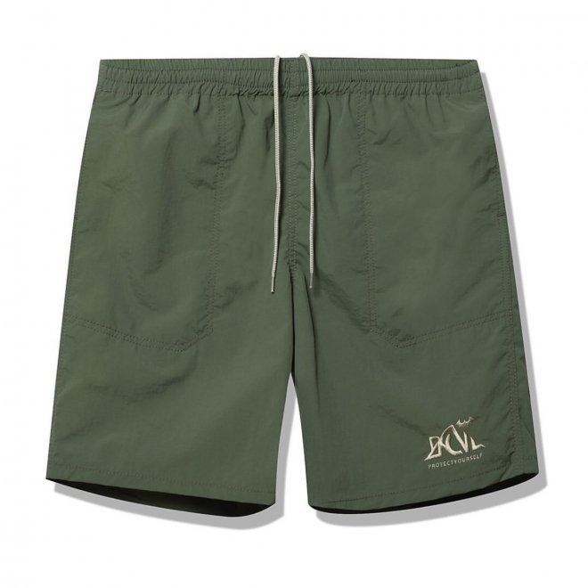 <img class='new_mark_img1' src='https://img.shop-pro.jp/img/new/icons11.gif' style='border:none;display:inline;margin:0px;padding:0px;width:auto;' />Back Channel OUTDOOR NYLON SHORTS 1