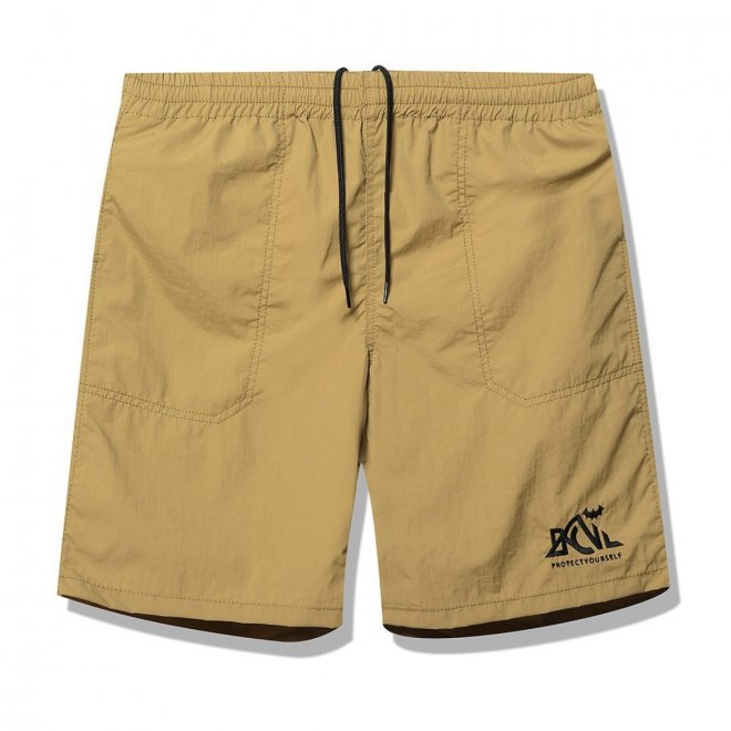 <img class='new_mark_img1' src='https://img.shop-pro.jp/img/new/icons11.gif' style='border:none;display:inline;margin:0px;padding:0px;width:auto;' />Back Channel OUTDOOR NYLON SHORTS