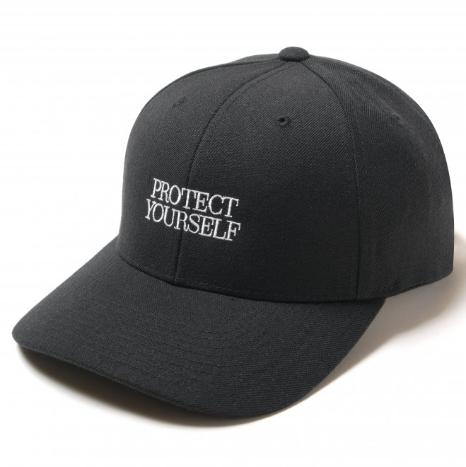 <img class='new_mark_img1' src='https://img.shop-pro.jp/img/new/icons11.gif' style='border:none;display:inline;margin:0px;padding:0px;width:auto;' />Back Channel PROTECT YOURSELF SNAPBACK