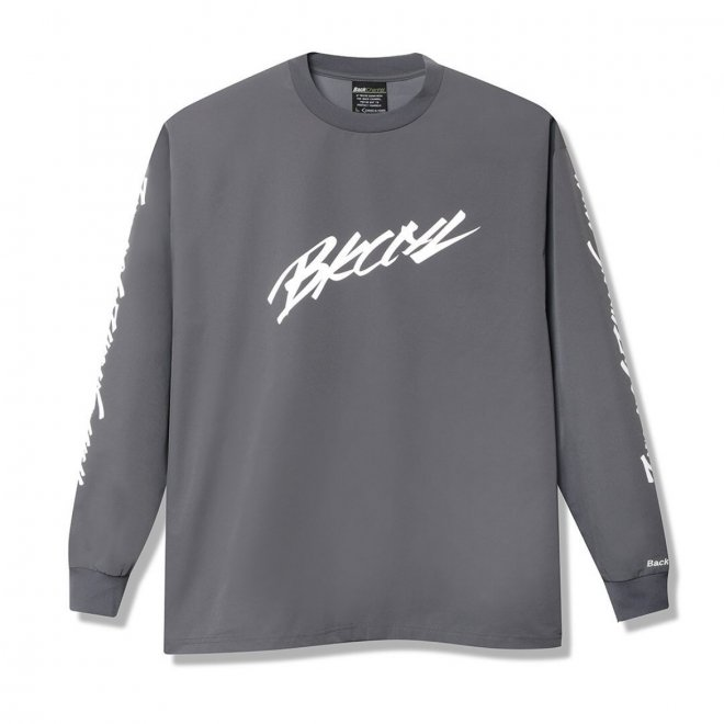 Back Channel DRY LONG SLEEVE T