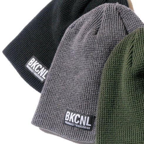 BackChannel バックチャンネル  THERMAL BEANIE CAP
