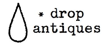 drop antiques ドロップアンティークス アンティーク家具と雑貨