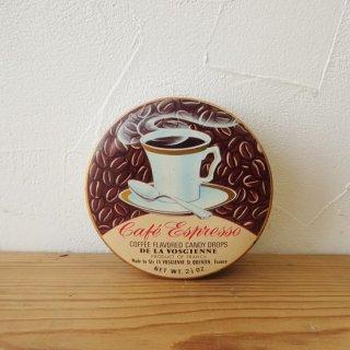 old tins Espresso Candy キャンディー缶