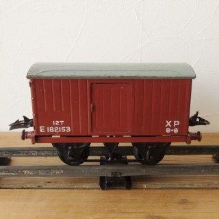 イギリス HORNBY ブリキの鉄道模型シリーズ 貨物車両 T