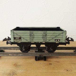 イギリス HORNBY ブリキの鉄道模型シリーズ 貨物車両 X