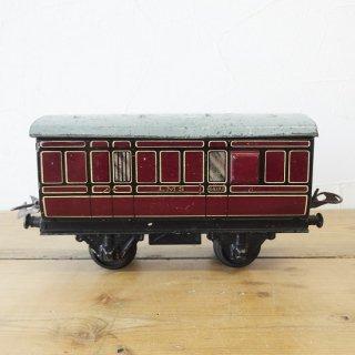 イギリス HORNBY ブリキの鉄道模型シリーズ 客車 A