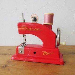 イギリス ヴィンテージ トイミシン Vulcan バルカン マイナー