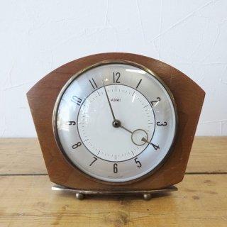 イギリス ヴィンテージ METAMEC メタメック ゼンマイ時計 一日巻き