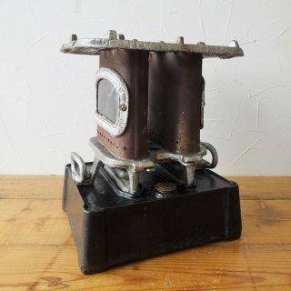 イギリス ヴィンテージ ダブルバーナークッキングストーブ メーカー不明 30年代〜40年代