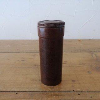 イギリス ヴィンテージ ベークライト製の容器 筒形