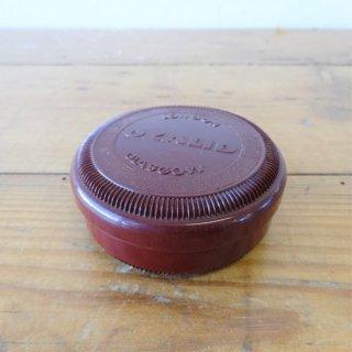 イギリス ヴィンテージ ベークライト製の容器 円形