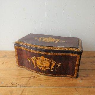 イギリス ヴィンテージ ブリキ缶 Mackintosh's マッキントッシュ 大型トフィー缶 希少