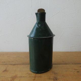 イギリス ヴィンテージ ブリキ缶 オイル缶 真鍮キャップ GPO