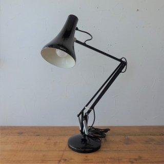 イギリス アングルポイズ APEX90 前期型 人気のブラック ソケット交換済 LED電球使用可