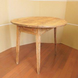 イギリス アンティーク パイン材のバタフライテーブル