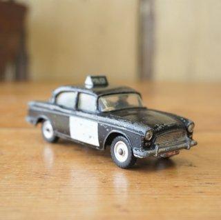 イギリス ヴィンテージ ミニカー DINKY HUMBER HAWK POLICE