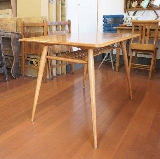 イギリス ヴィンテージ アーコール ブレックファーストテーブル 長方形 希少 状態良