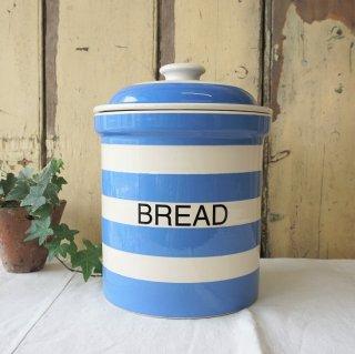 イギリス T.G.GREEN コーニッシュウェア ブレッド缶 陶器製 初入荷 希少