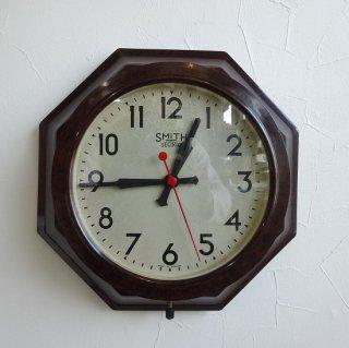スミス 1930年代 ベークライト 8角時計