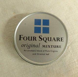 ヴィンテージ ブリキ缶 Four Square