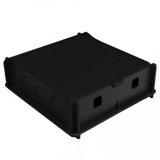 e-Raptor(イーラプター) 木製 ユニバーサルボックス Sサイズ/ブラック