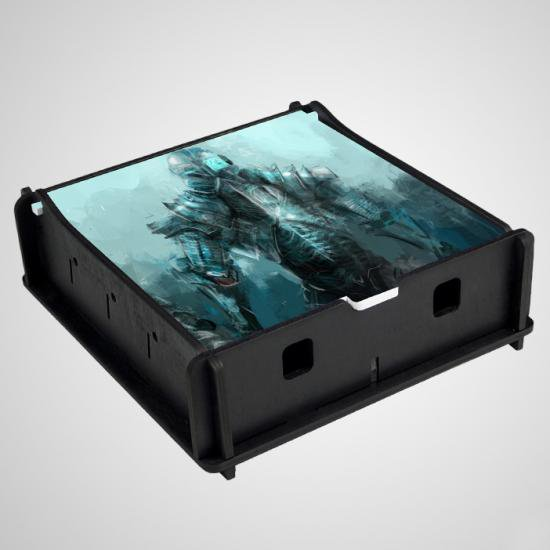 e-Raptor(イーラプター) アートワーク ユニバーサルボックス Sサイズ/サイバネティックスアーミー