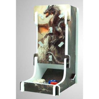 e-Raptor(イーラプター) ダイスタワー/クボイド フルプリント ドラゴンガーディアン