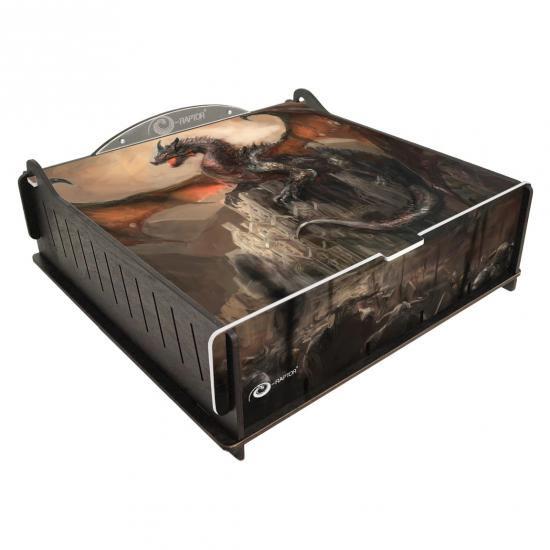 e-Raptor(イーラプター)  トレーディングカード ストレージデラックスボックス/ドラゴンキャッスル