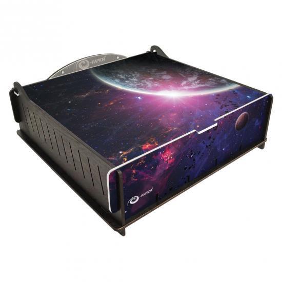 e-Raptor(イーラプター)  トレーディングカード ストレージデラックスボックス/アウタースペース