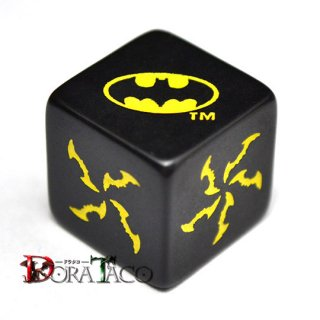 D6単品・バットマン ミニチュアゲームダイス 6面バットマン×1個