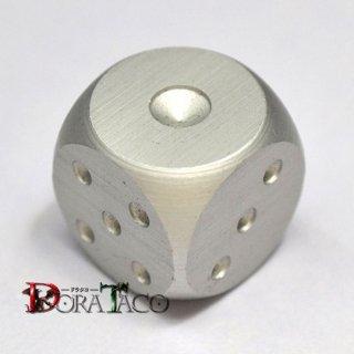 D6単品・アルミニウムダイス 6面×1個