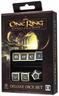一つの指輪 6D6+D12 デラックスダイスセット The One Ring RPG CB71020