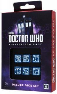 ドクター・フー ダイスセット6面×6個 Doctor Who CB71130