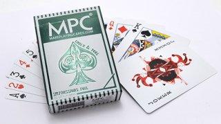MPCトランプ インプレッション フォイル グリーン・ブラック