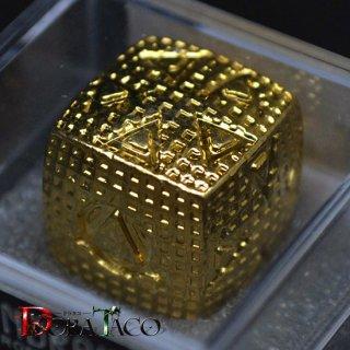 アイアンダイ 6面 Smasher 金コーティング Luxury Gold