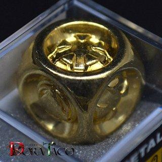 アイアンダイ 6面 Assault 金コーティング Luxury Gold