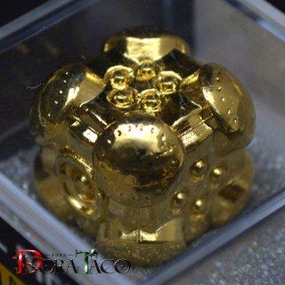 アイアンダイ 6面 Powerup 金コーティング Luxury Gold