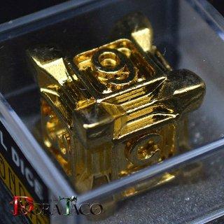 アイアンダイ 6面 Swarm 金コーティング Luxury Gold