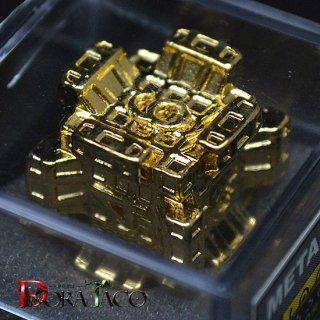 アイアンダイ 6面 Fortress 金コーティング Luxury Gold