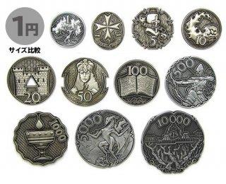 シルバー11枚セット◆メタルコイン キャンペーンコイン クラシックファンタジー