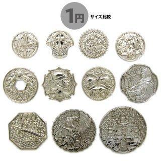 プラチナ11枚セット◆メタルコイン キャンペーンコイン クラシックファンタジー