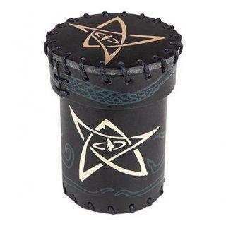 コールオブクトゥルフ(Call of Cthulhu)【レザーダイスカップ】Leather Dice Cup Q-WORKSHOP
