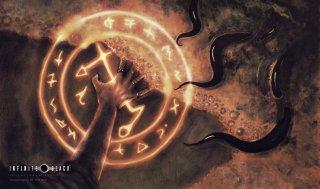 エルダーダイス第2弾 プレイマット【サモン】クトゥルフ神話 ELDER DICE