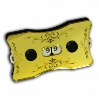 ライフカウンター ゴールドカラー