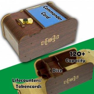 ウッドカラー デッキボックス コマンダー
