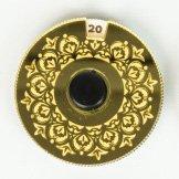 ライフカウンター/ゴールド(0〜21)