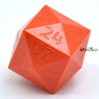 24面ダイス オレンジカラー